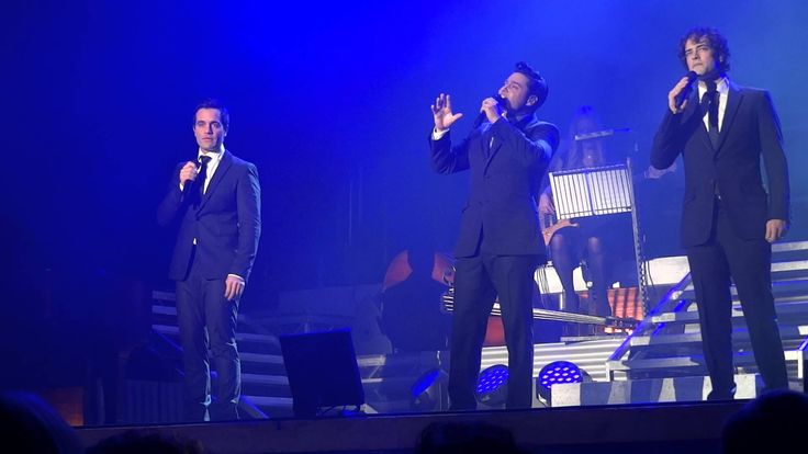 Memory - Ramin Karimloo - Stephen Rahman-Hughes - Lee Mead - Leicester 2... WISH IT WAS RAMIN ALONE :(