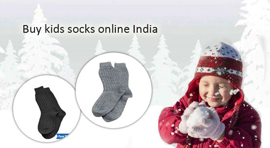 There are also thermal wears which can provide quality protection to the body and keep the body warmer maintaining the inner warmth only. There are also kids socks India available where one can find various items in different colours and designs.