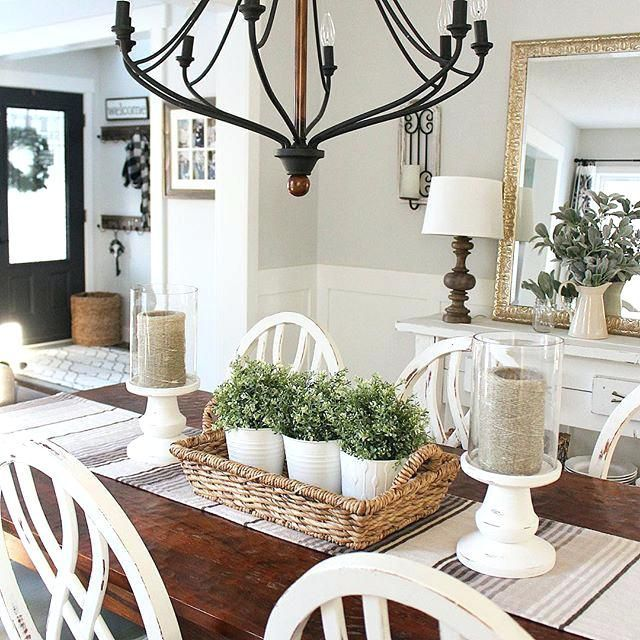 Look for pictures in the dining room. Discover the ideas for the dining room as well as inspiration for