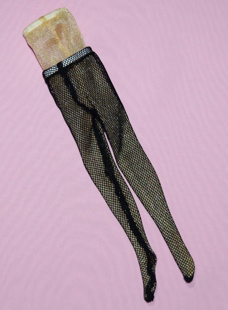 "Tonner Wilde 16"" Ellowyne Wilde Metro Girl Black Stockings Tights Fit Amber Lize #Tonner #ClothingAccessories"