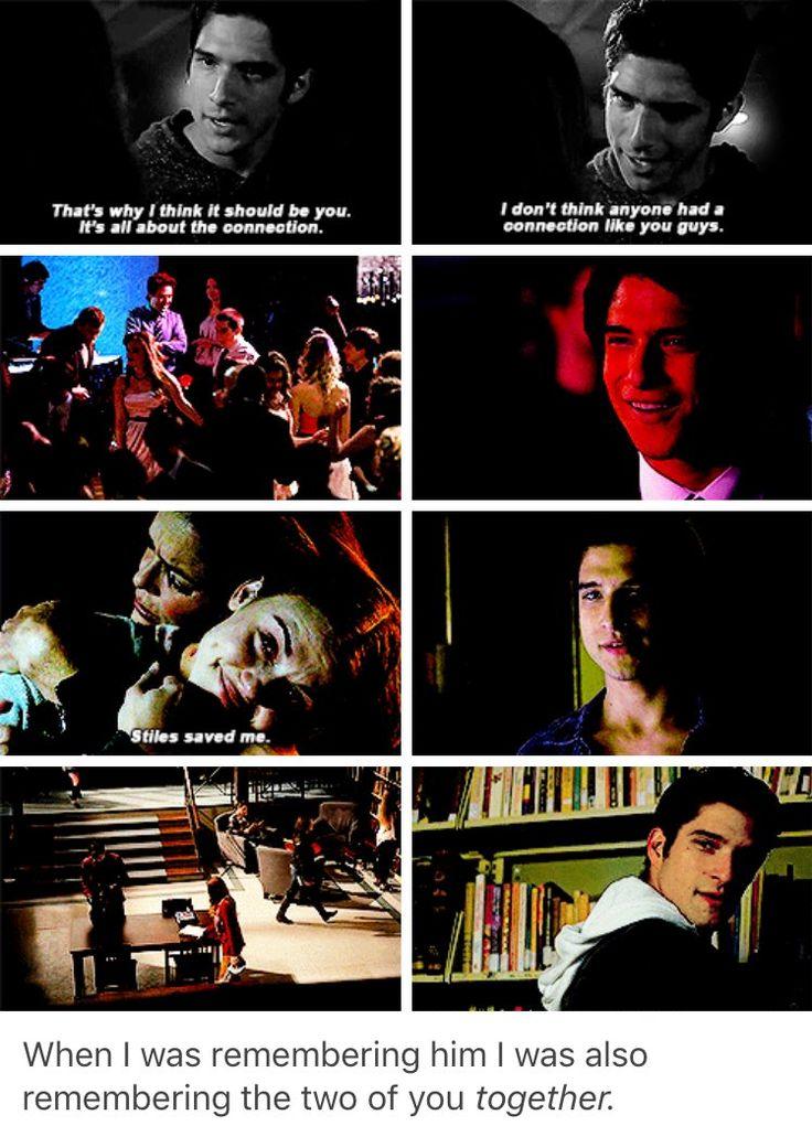 Teen Wolf: Scott and Stydia