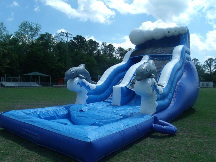 Inflatable Water Slide Rentals In Jacksonville Fl