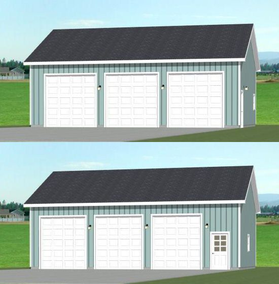 2880 best images about pole barn garages on pinterest for Garage pole automobile marignane