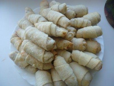 Очень вкусное постное печенько-рогалик)) : Вегетарианская и постная кухня
