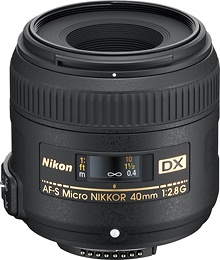 Great reviews and price is affordable for a Macro lens.  With my D7000 this will make a killer macro combo.