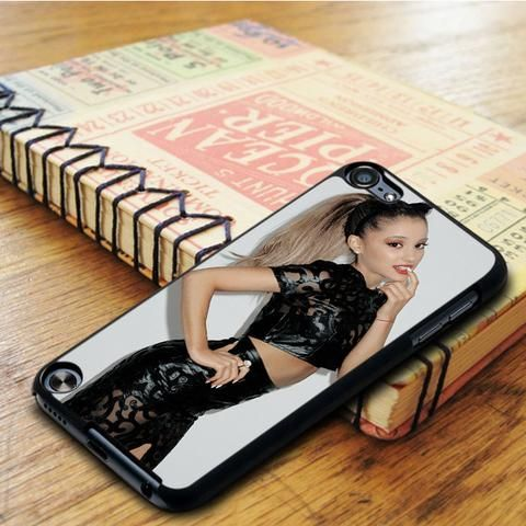 Ariana Grande Singer Music iPod 6 Touch Case