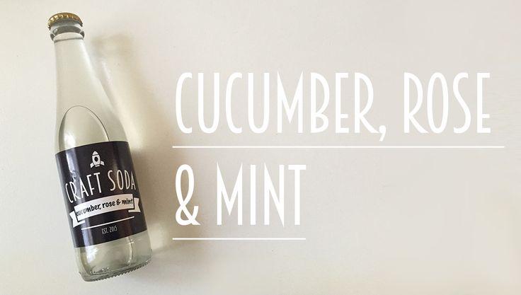 Cucumber, Rose & Mint