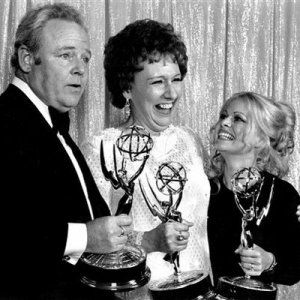 Jean Stapleton, TV's Edith Bunker, (pictured with Carroll O'Connor and Sally Struthers) Dies at 90