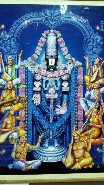 Sri Venkateswara Swamy Tirupati.......