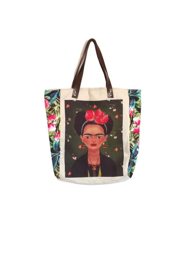 Bolsa Frida Kahlo | bolsas Frida | Pinterest | Carteira de ...