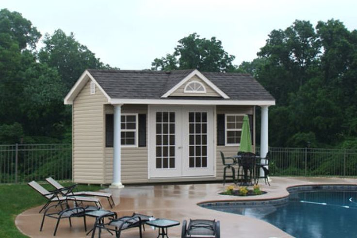 Maintenance Free Utility Sheds in PA