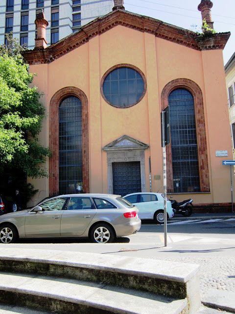 Milano, Chiesa Ortodossa Santi Sergio, Serafino e Vincenzo