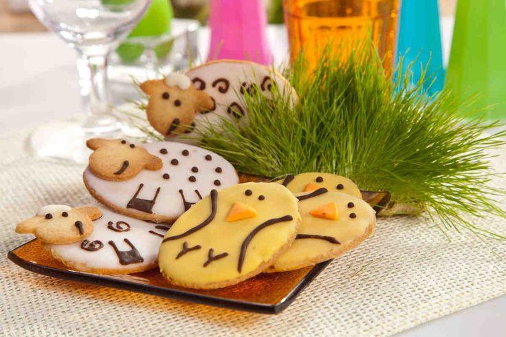 Ciasteczka wielkanocne. #ciastka  #deser #słodkie #smacznastrona #tesco #przepisy #przepis #wielkanoc #tradycja