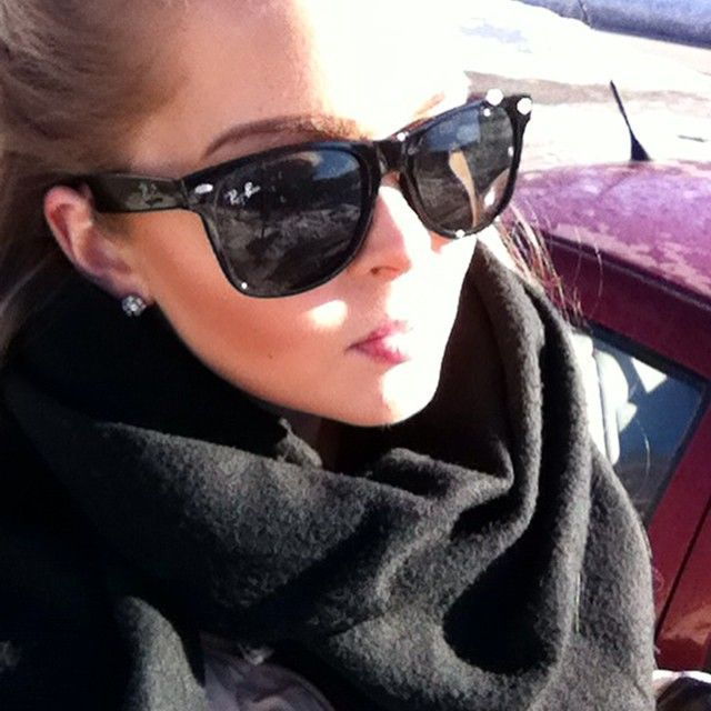 Go Out In #NYFW #RayBans Online Are Waiting For Your Select