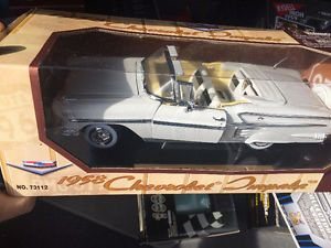 Chevrolet Impala convertible 1958 neuf diecast 1/18 die cast