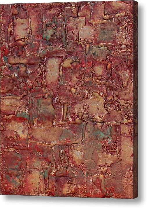 #Sculpture #Painting #MixedMedia #Nostalgic #Canvas #Print / Canvas #Art By JuliaApostolova