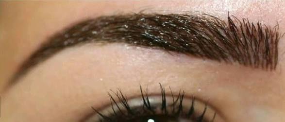 Resultado de imagen para microblading eyebrows tengo los ojos grandes y hundidos cuál ceja me queda