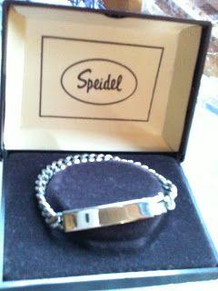 手机壳定制fashion mentor online Speidel ID bracelets  I remember when this was the quot in thing quot to give your boyfriend or girlfriend