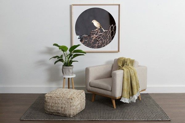 Buying A Floor Rug? Read This First. Interior Designer James Treble's top tips on size, shape and style. Learn more at frankihobson.com