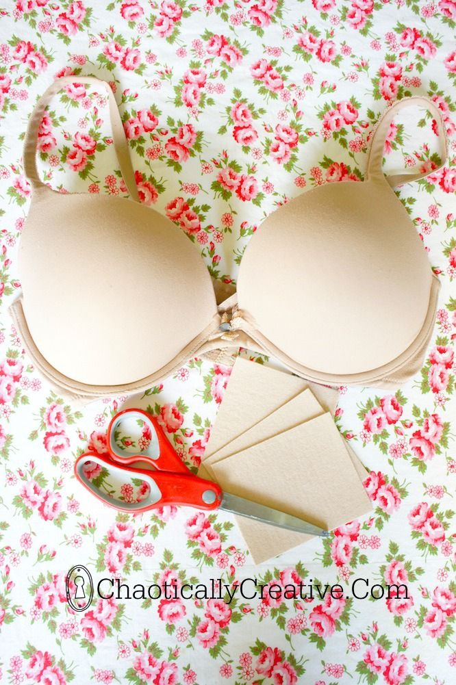 You won't believe how easy and quickly you can repair your underwire bra. Learn How to Repair an Underwire bra in less than 10 Seconds!
