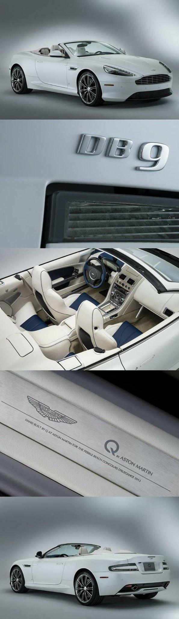 Aston Martin DB9 Q by Aston Martin