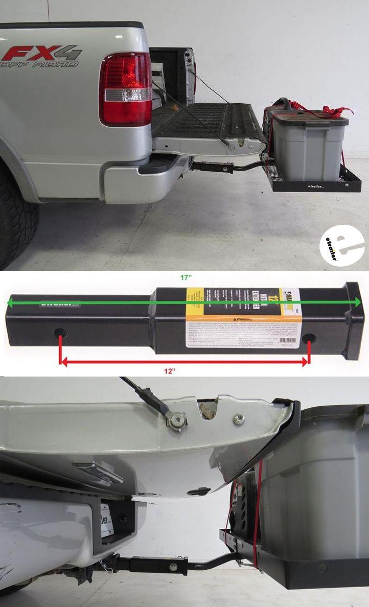 trailer hitch receiver