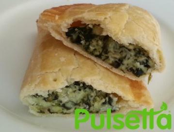 Gluten and dairy free spinach and feta pastries recipe. #glutenfree #dairyfree #recipe