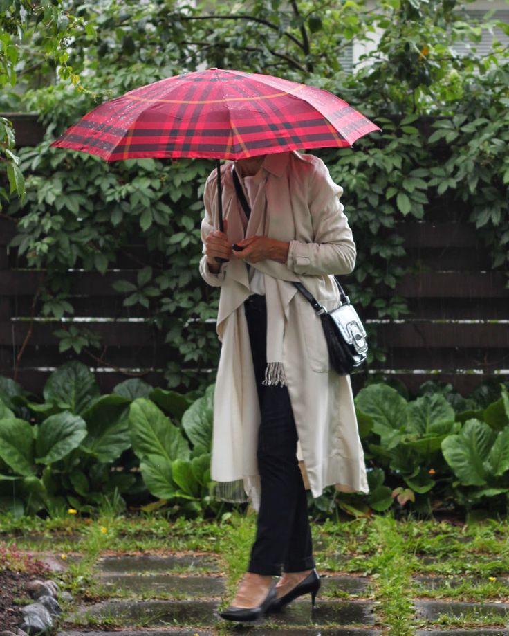 Umbrella Burberry Bag Longchamp Oversized Trench