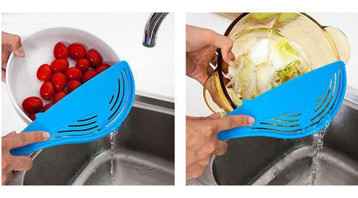 Whale Shaped Plastic Pot Strainer. Buy Now at Living Spout. Free Worldwide Shipping