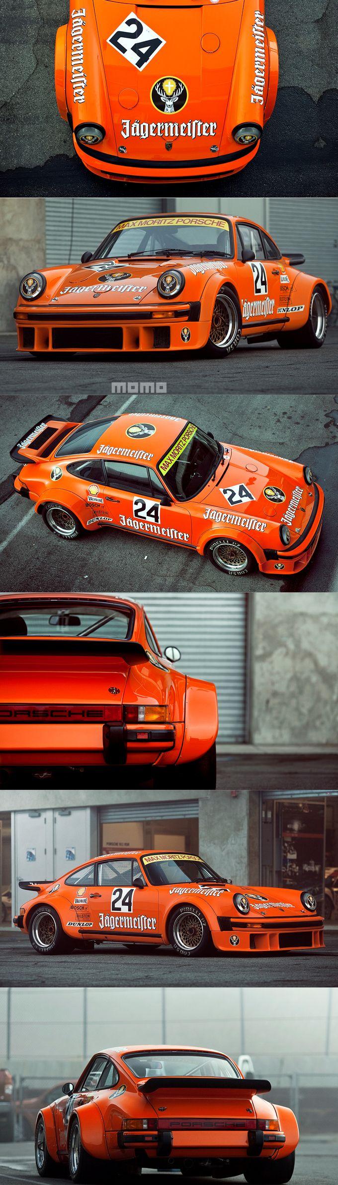1976 Porsche 934 Jagermeister / orange / Jägermeister liveries / group 4 / Germany / www.stanceworks.com ...repinned für Gewinner! - jetzt gratis Erfolgsratgeber sichern www.ratsucher.de