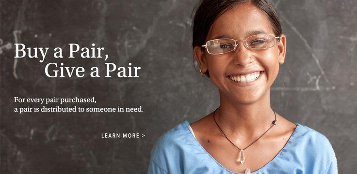 Warby Parker eyewear - amazing glasses