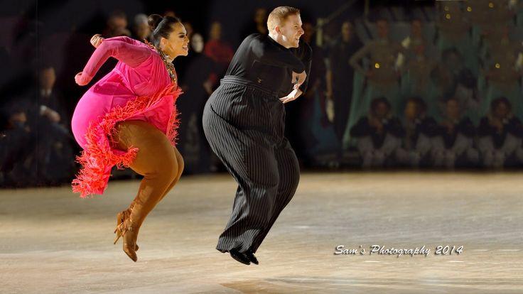 Dutch Open 2014 Showdance - Neil Jones & Katya Sokolova