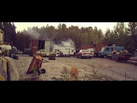Makia Racing - How we got Kimi Räikkönen