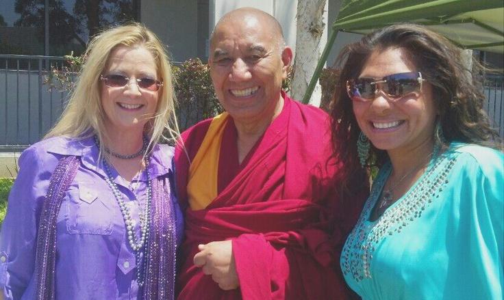 Khen Rinpoche Tibetan Monk