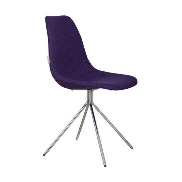 Krzesło Fourteen Chrome purple Zuiver