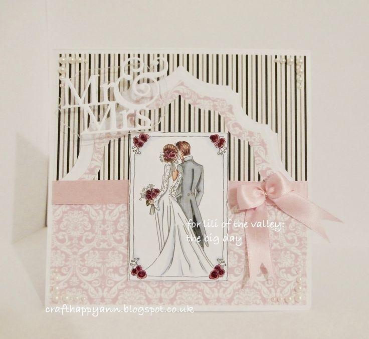 hi everyone just popping in tonight to share another of my make using one of the soon to be release lili of the valley stamps. I have the d...
