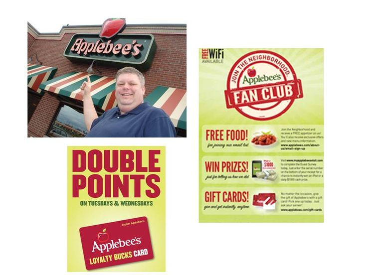 36. Loyalty The Applebee's brand values contribute to