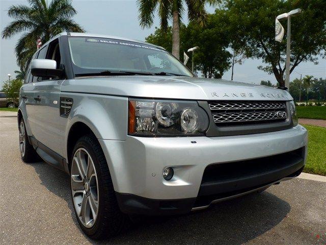 Range Rover Sport For Sale West Palm Beach