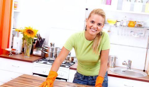 Prášok do pečiva poslúži aj na čistenie. | Casprezeny.sk