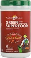 Amazing Grass Green SuperFood® Drink Powder Superfruit Infusion Goji and Acai