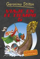 En la Isla de los Ratones la naturaleza está en peligro, pero el profesor Voltio tiene una solución: ir al pasado para conseguir el anillo del rey Salomón, que tiene el poder de restablecer el equilibrio y la armonía. Empieza así un nuevo viaje en el tiempo en la Temponave, el último invento del profesor Voltio, que nos llevará no sólo a la época del rey Salomón... http://rabel.jcyl.es/cgi-bin/abnetopac?SUBC=BPSOh&ACC=DOSEARCH&xsqf99=1757461