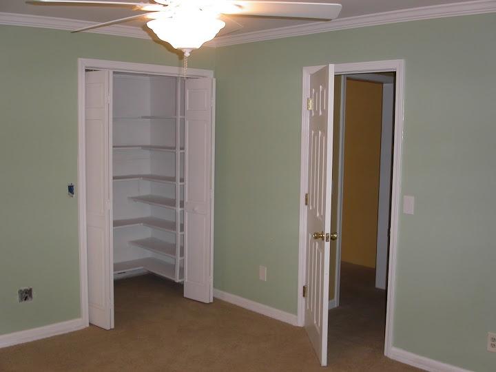 HC Bedroom before