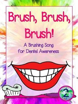 Brush, Brush, Brush! a Dental Health Song FREEBIEEnjoy this song for Dental Health Month and remind you students to brush! If you liked this product, you might also enjoy these products: Dental Health Awareness FREEBIECommunity WorkersFoods SortTransportation SortAlphabet Font Match UpLiteracy Center Alphabetical Sort FREEBIEPre-literacy Environmental Print Cards FREEBIE!My Family