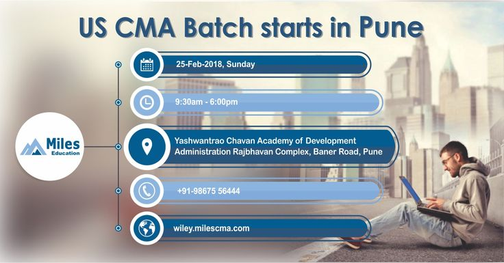 The Certified Management Accountant (CMA) designation is a highly respected credential awarded by the Institute of Management Accountants (IMA) which is a US-based worldwide association for accountants and financial professionals working in business. The CMA designation provides an objective measure of an individual's knowledge and competence in the field of management accounting and financial management. CMAs have extensive career opportunities with MNCs in India and across the world.