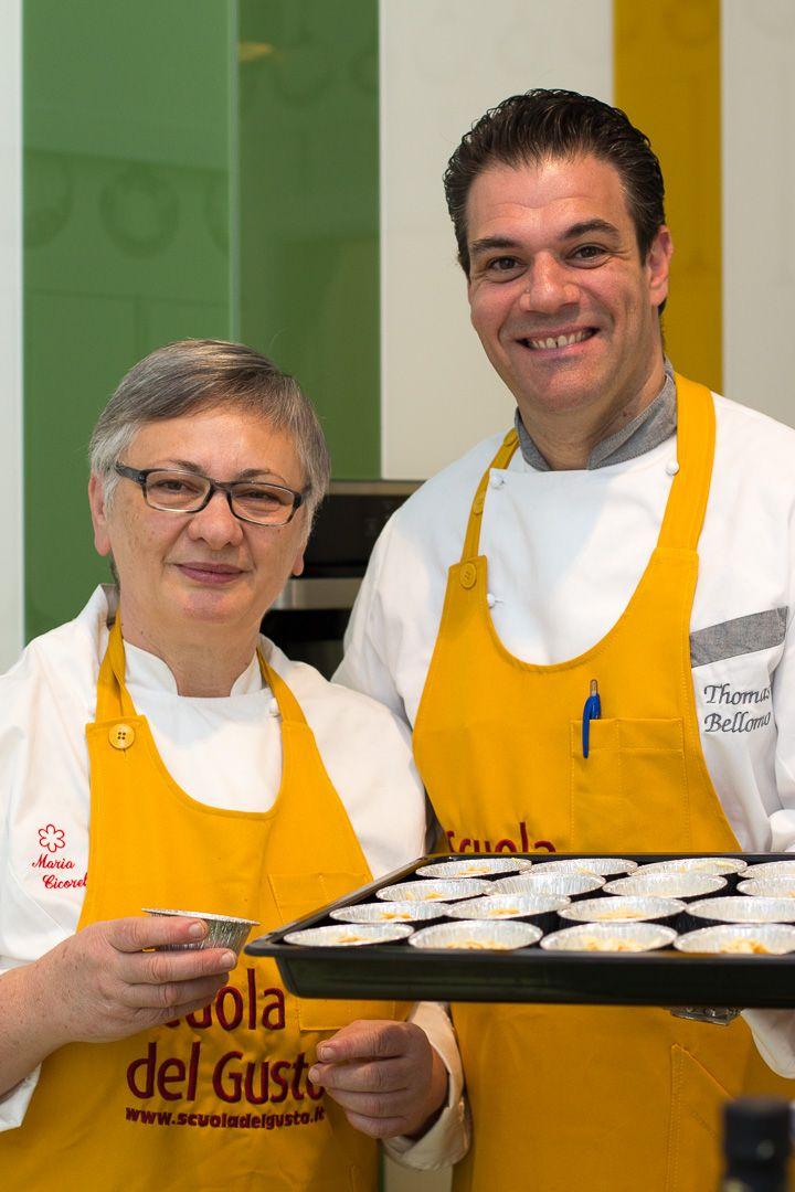 Maria Cicorella & Thomas Bellomo