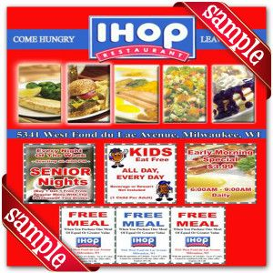 Ihop coupons june 2019