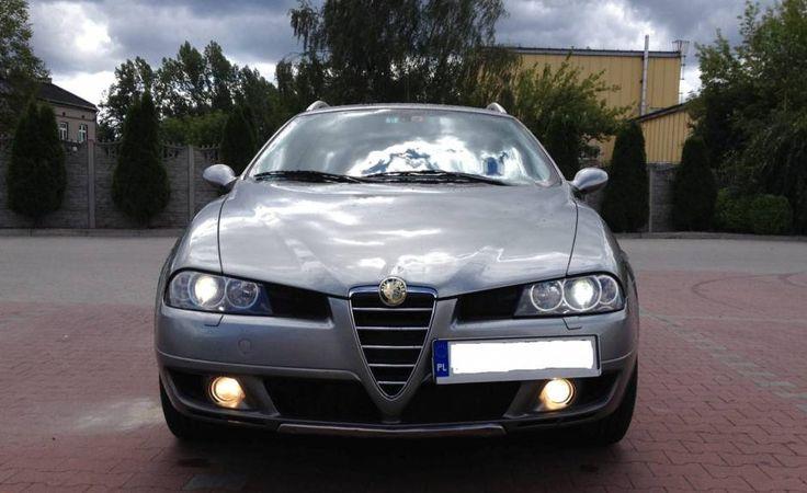 ogłoszenia motoryzacyjne - Alfa Romeo Crosswagon Q4 4X4 -autto.pl