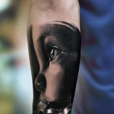 Photo Work From Tattooer Silvano Fiato
