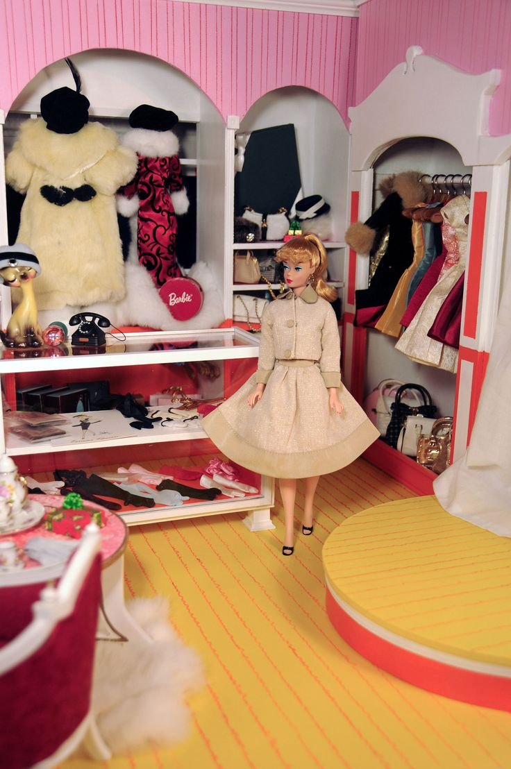 https://flic.kr/p/yFVP51 | Shoppe time | A Mattel Barbie shops at The Barbie Shoppe by Ken Haseltine! Diorama by Ken of www.regentminiatures.com. Barbie is wearing a dress by www.dressmakerdetails.com. You can see more of Noel Cruz's work at (www.ncruz.com) for www.myfarrah.com. Farrah is on facebook www.facebook.com/FLFawcett. On Tumblr at; farrahlenifawcett.tumblr.com. Join Farrah on Instagram at www.instagram.com/farrahlfawcett. On pinterest at www.pinterest.com/myfarrah/ Photo/Graph...