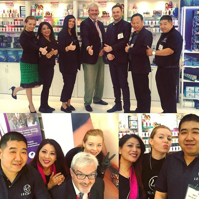 The LeChat team had a BLAST at Olympia 2016! Check out more photos here:  http://www.lechatnails.com/